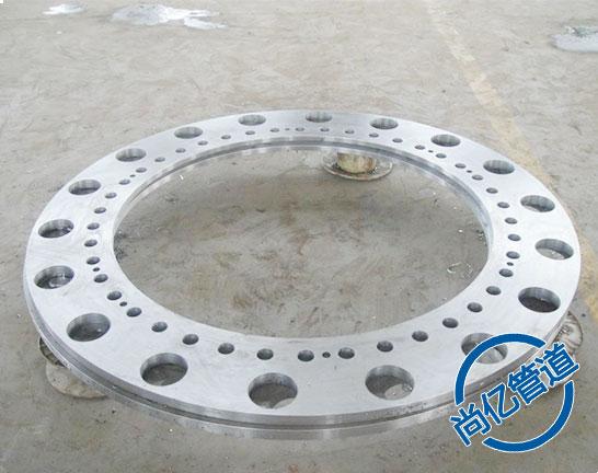大口径碳钢平焊法兰非标定制产品