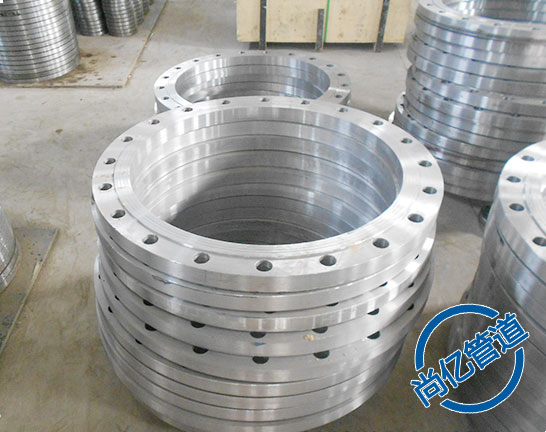 大口径平焊松套环法兰碳钢