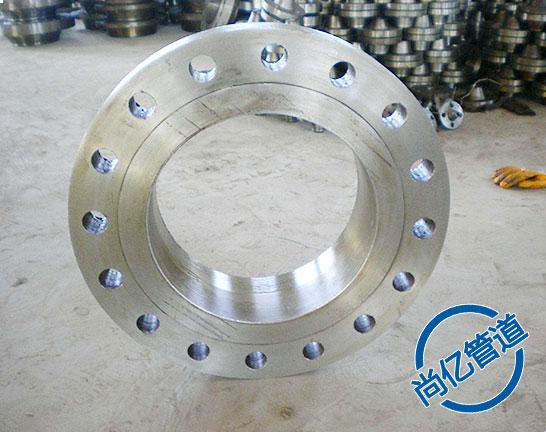 大口径对焊法兰生产厂家尚亿管道