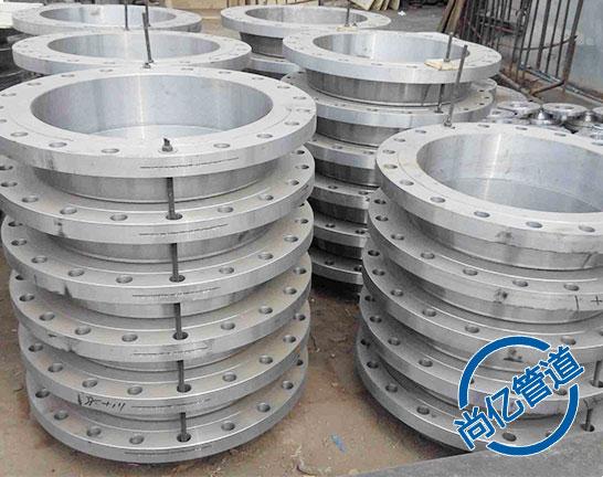 优质大口径对焊碳钢法兰