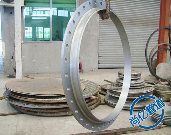 国标大口径法兰供应带颈对焊