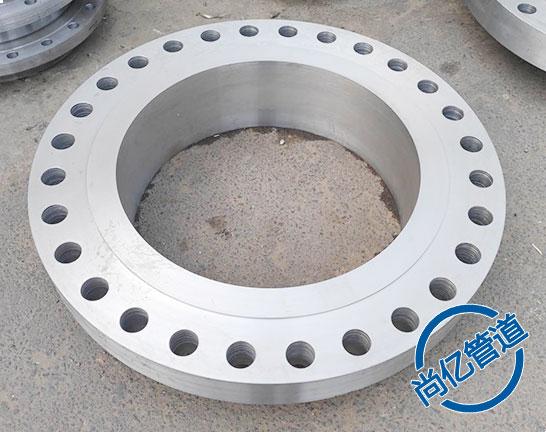 大口径高压对焊法兰cl2500lb
