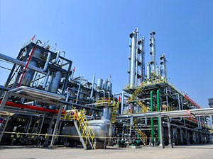 煤化工厂家定制大口径平焊法兰